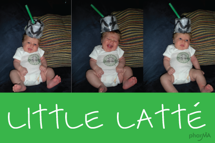 Little Baby Latte Costume
