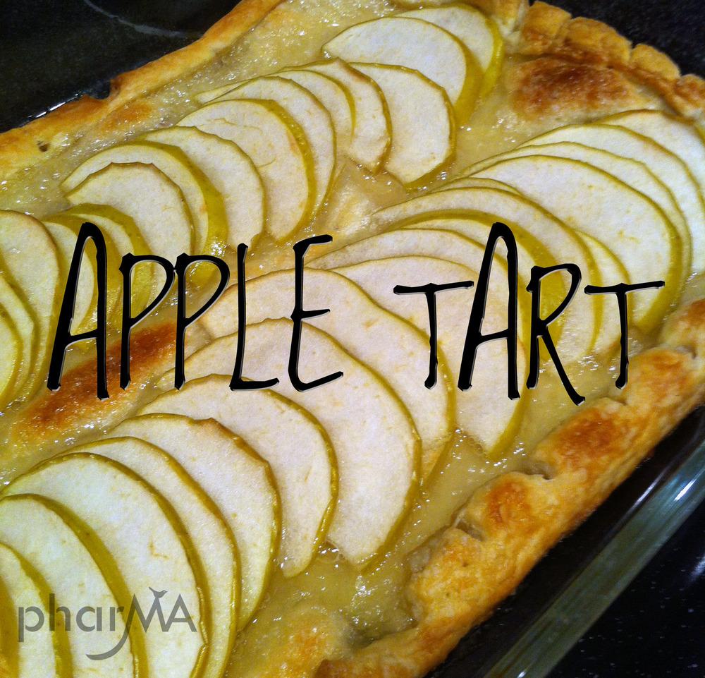 Quick And Easy Apple Tart Recipes — Dishmaps